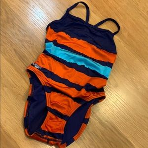 Speedo Girls swimsuit Size 10